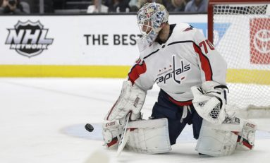 THW's Goalie News: Holtby, Luongo & More
