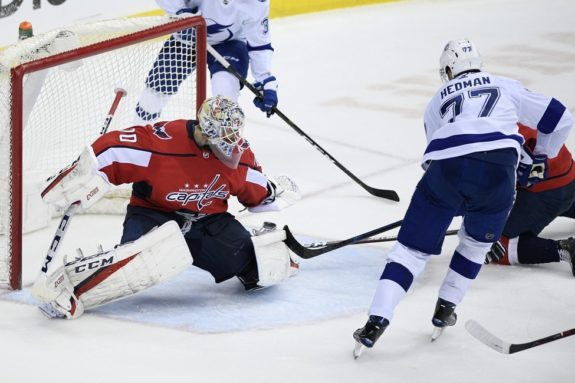 Tampa Bay Lightning Victor Hedman Washington Capitals Braden Holtby