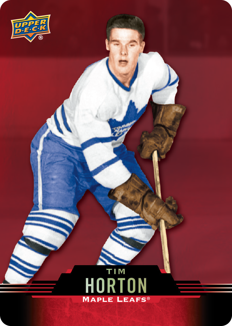 Tim Horton Tim Hortons card