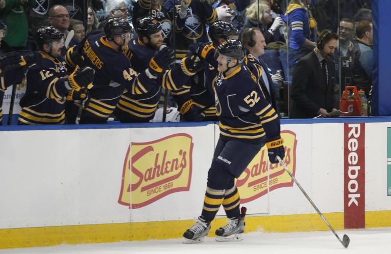 NHL, Buffalo Sabres, Hudson Fasching, Fantasy Hockey