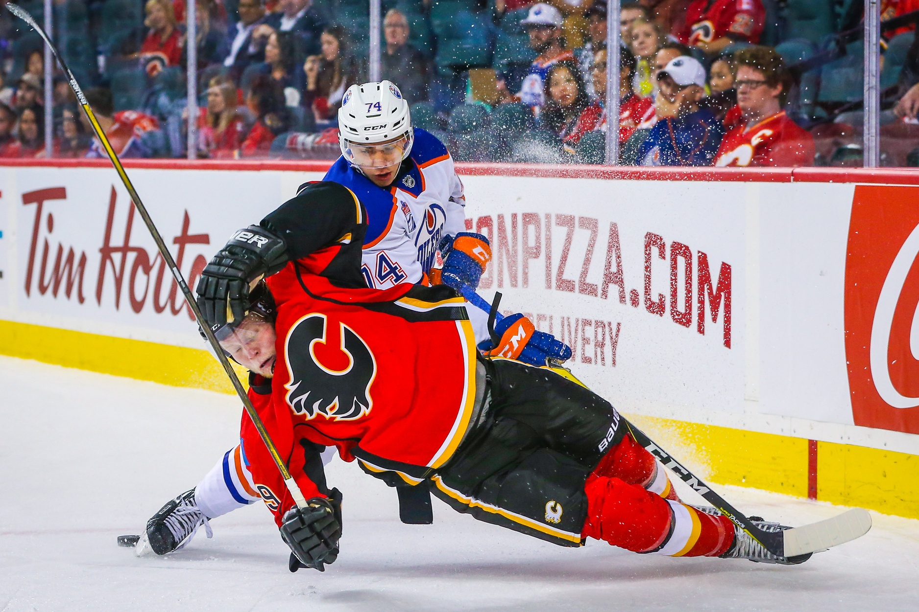Canadiens Trade Kerby Rychel to Flames for Hunter Shinkaruk