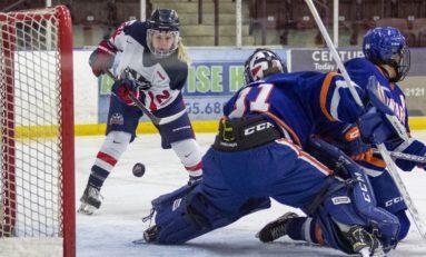 NWHL Roundup: Sister Act in Buffalo, Minnesota Signs Mack