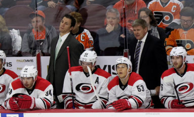 Hurricanes' Brass Need Missing Links