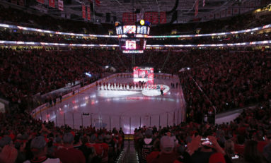 Hurricanes and Their Fans Are Truly One Big Family
