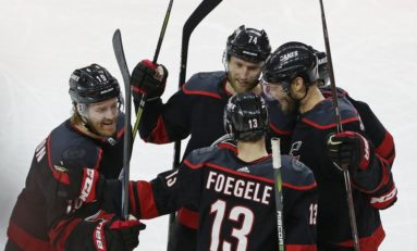 Hurricanes Need Depth Scoring to Make Next Big Step