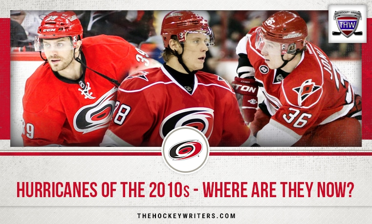 Hurricanes of the 2010s - Where Are They Now?