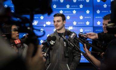 Maple Leafs News & Rumors: Hyman, Tavares & a Return to Play