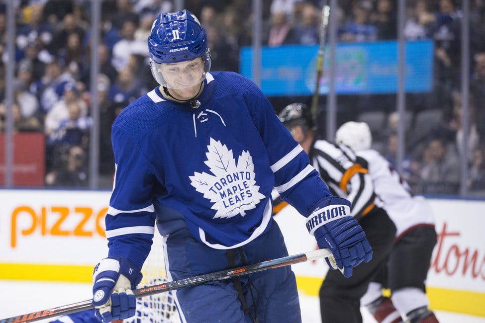Zach Hyman Rumors Means Joining Oilers a Distinct Possibility