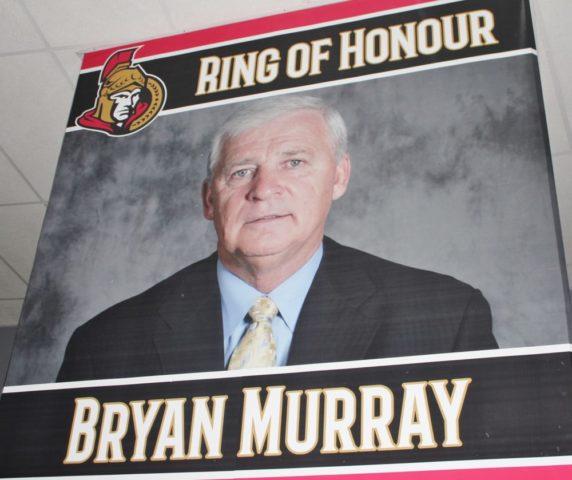 Bryan Murray, Ottawa Senators