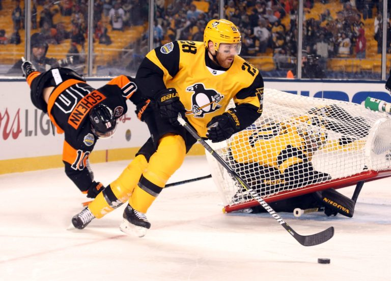 Ian Cole Penguins