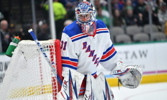 Rangers Goaltending Is in Great Shape Post-Lundqvist