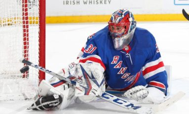 Rangers Have Tough Call in the Crease - Shesterkin or Lundqvist