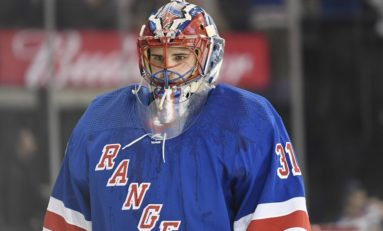 Rangers Give Shesterkin His Shot