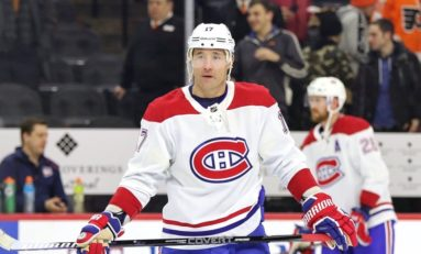 Montreal Canadiens Lacking Right-Wing Depth