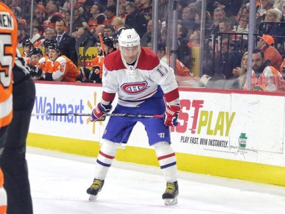 Ilya Kovalchuk Montreal Canadiens