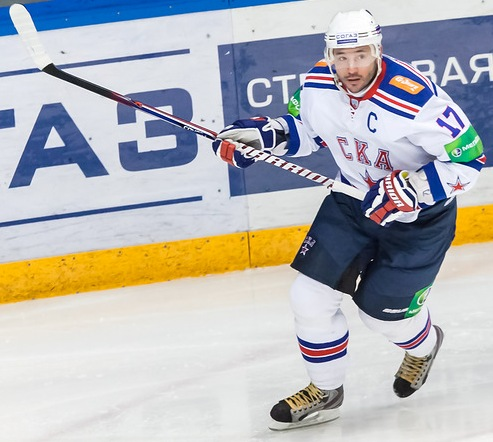 Ilya Kovalchuk, SKA St. Petersburg, Los Angeles Kings