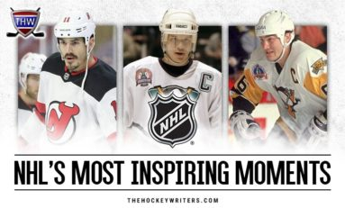 Some of the NHL's Most Inspiring Moments