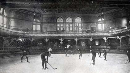 Interior Schenley Park Casino