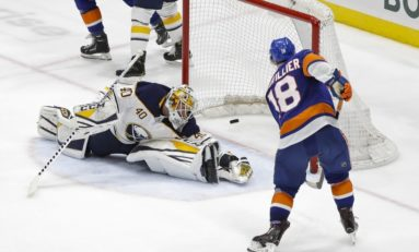 Islanders Bury Sabres - Clinch Playoff Spot