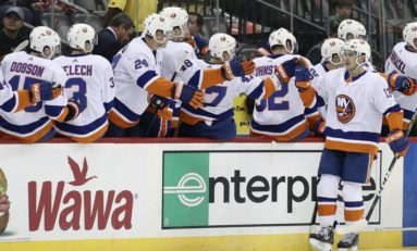 Islanders' Remaining Schedule an Uphill Battle