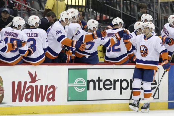 New York Islanders Mathew Barzal