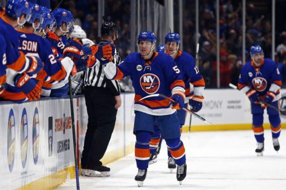 New York Islanders Casey Cizikas