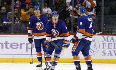 Islanders' 3 Stars of the Week: Dec 16-22