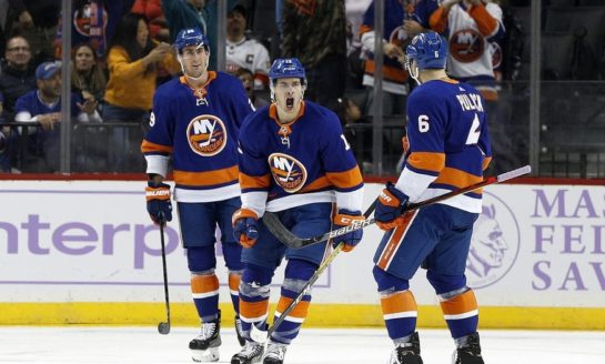 Islanders' 5 Greatest Games at Barclays Center
