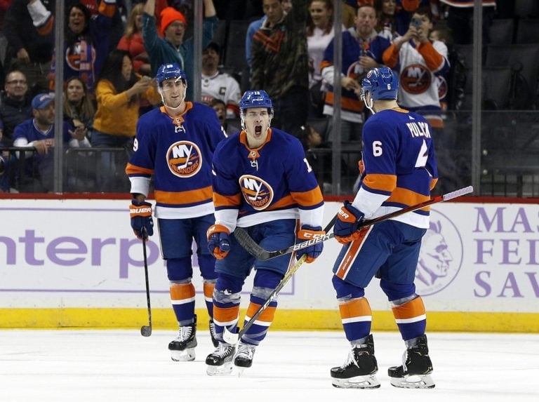 New York Islanders Mathew Barzal