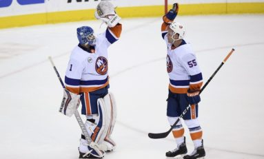 Islanders Looking Strong in Preseason