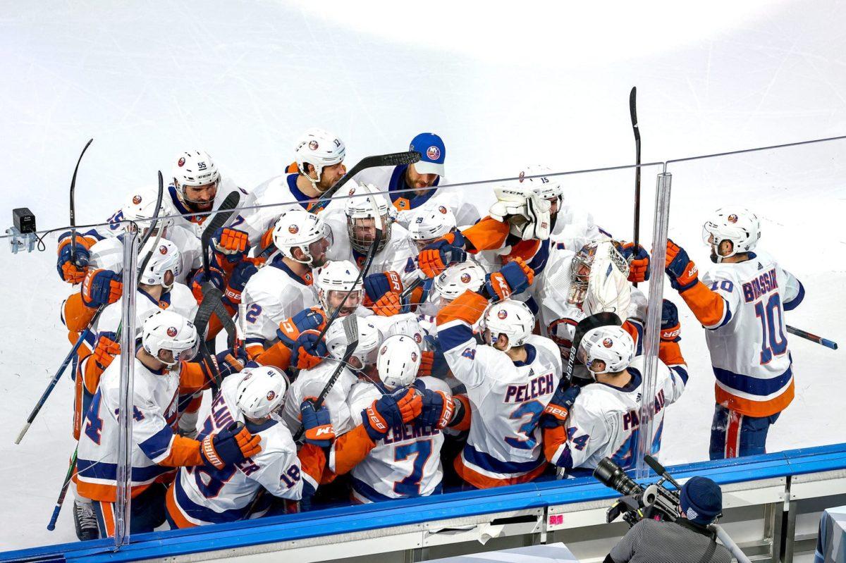 Jordan Eberle New York Islanders Game 5