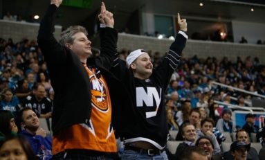 Islanders at Home – A House Divided
