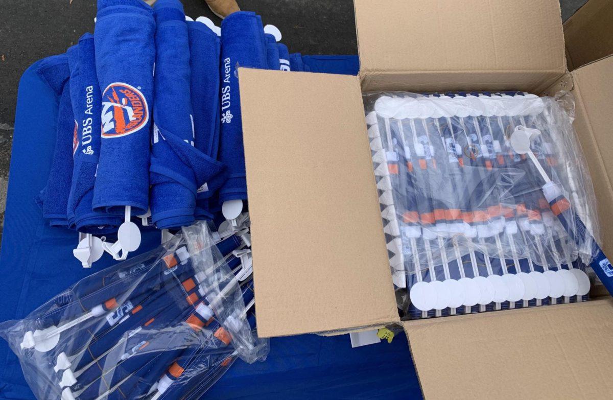 New York Islanders merchandise