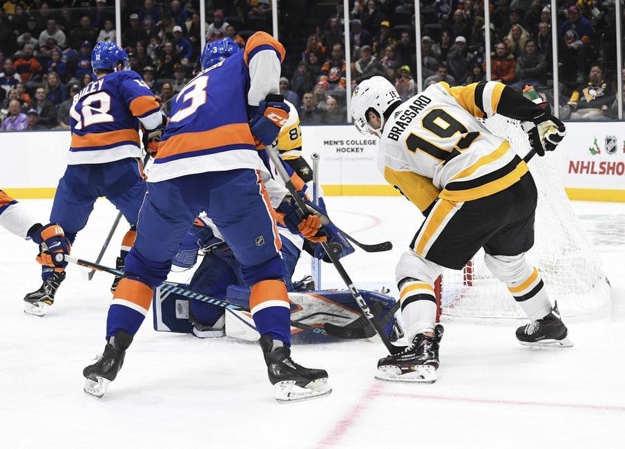 Pittsburgh Penguins Trade Derick Brassard to Florida Panthers 85d5e98bd