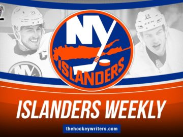 Islanders Weekly: Playoff Berth, Second Line Success & More