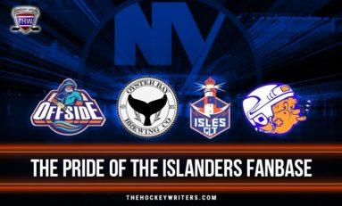 The Pride of the Islanders Fan Base