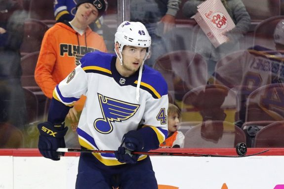 Ivan Barbashev, St. Louis Blues