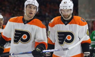 Flyers Have a Defensive Problem