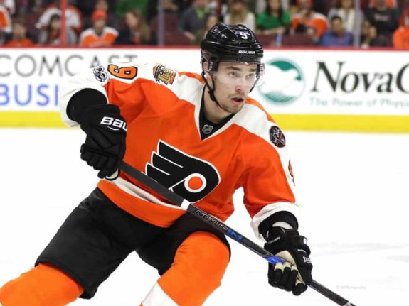 Ivan Provorov Flyers
