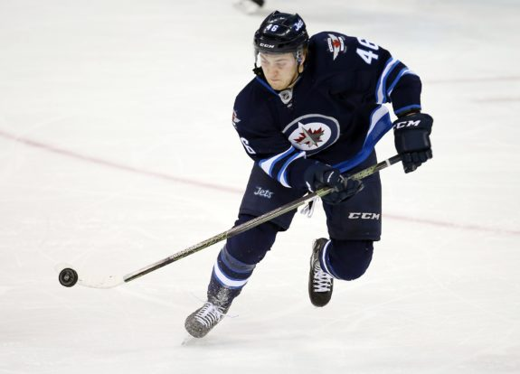 JC Lipon Winnipeg Jets