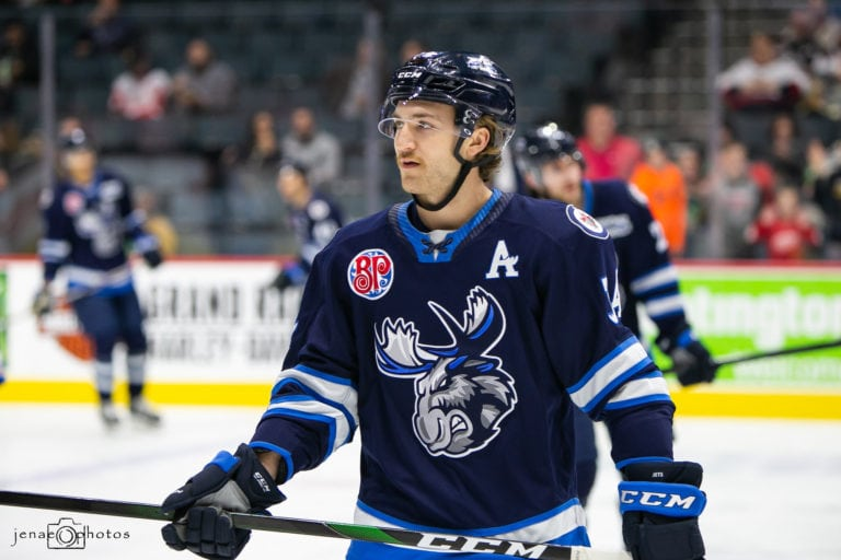 JC Lipon Manitoba Moose