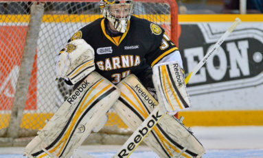 Top 3 Goaltenders in Sarnia Sting History