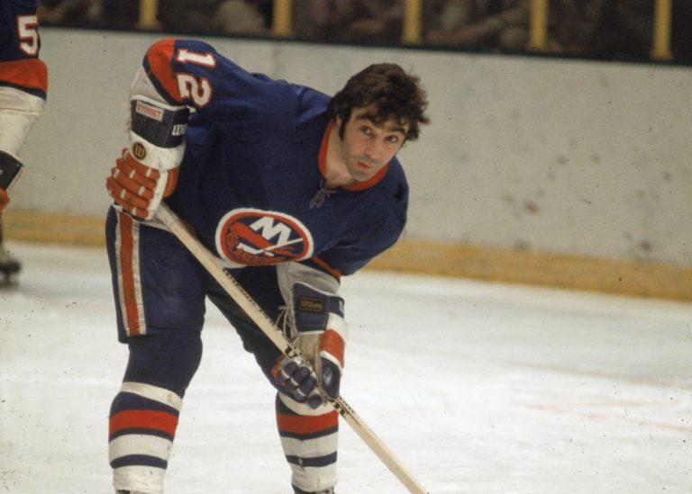 J.P. Parise New York Islanders