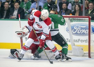 Carolina Hurricanes Jaccob Slavin (Jerome Miron-USA TODAY Sports)
