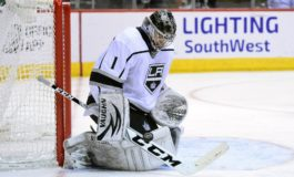 Maple Leafs Acquire Campbell and Clifford From Kings
