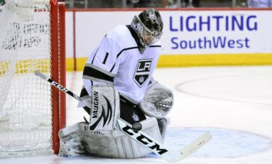 Kings Sign Jack Campbell to 2-Year Extension
