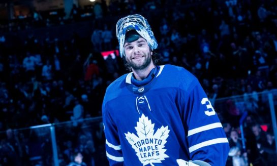 Maple Leafs News & Rumors: Top-Line Romp, Campbell, Holl & Spezza