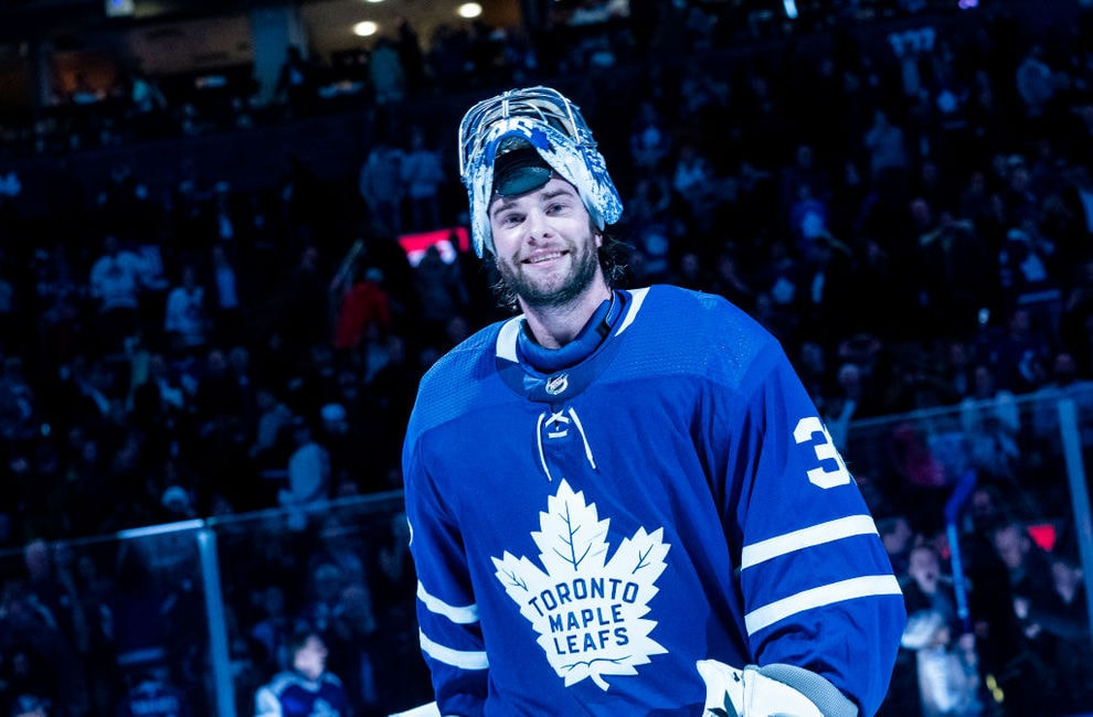 Maple Leafs Have Goaltending Options And That S A Really Good Thing