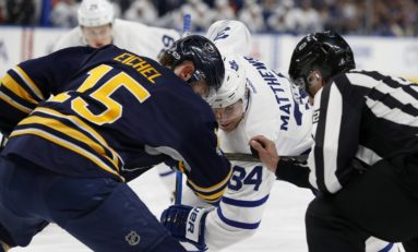 Sabres vs. Maple Leafs Showdown: Who Will Win?