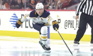 Eichel Named Sabres Captain